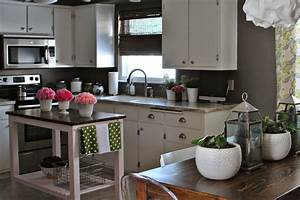 The latest trends in kitchens 2018 2019 home decor trends for Kitchen cabinet trends 2018 combined with leopard print wall art