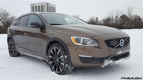 Volvo V60 Road Test by Road Test Review 2017 Volvo V60 Cross Country Platinum