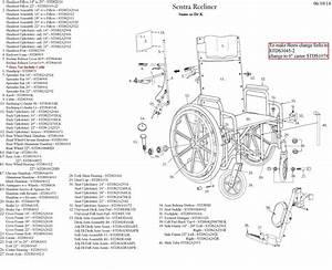 Drive Medical Sentra Full Reclining 22 U0026quot  High Back Wheelchair