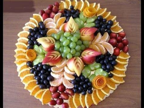 Как красиво нарезать фрукты видео рецепты в домашних условиях