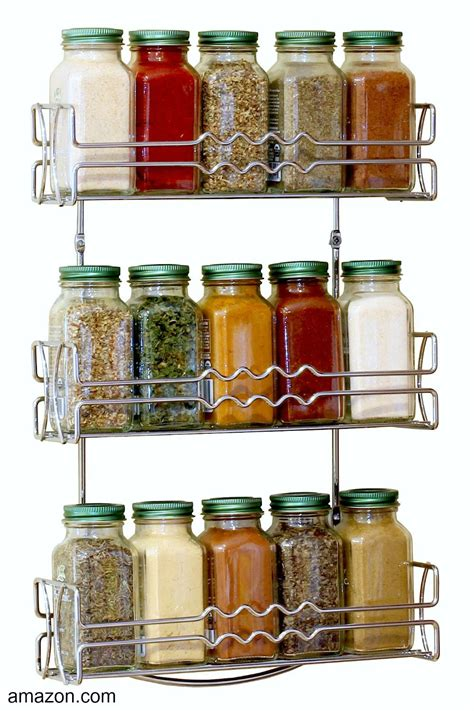spice rack wall time to spice things up sos smart organizing solutions