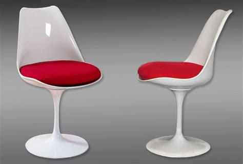 chaises tulipe chaise tulipe chaises design terre design