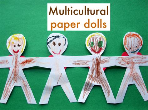 multicultural paper dolls no time for flash cards 635 | Multicultural paper dolls