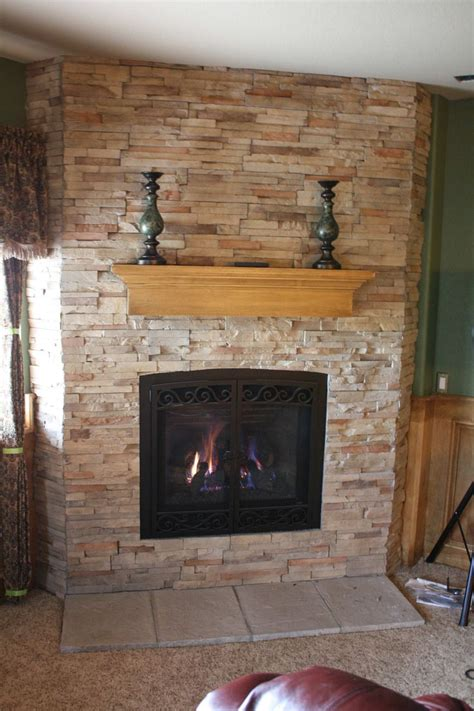 awesome refacing  fireplace  reface brick fireplace