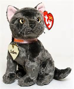 Ty Beanie Babies Cats Pink