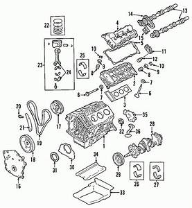 2004 Chrysler Sebring Engine Diagram