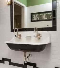 Kohler Trough Sink Bathroom by Kohler Brockway Vintage Industrial Sink Trough Sink