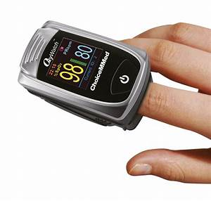 Choicemmed Fda Ce Finger Tip Pulse Oximeter Monitor Blood