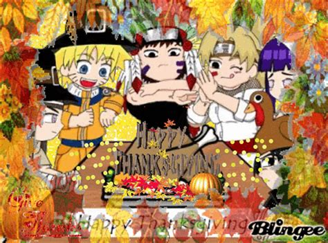 Thanksgiving Anime Wallpaper - thanksgiving anime style picture 118551634 blingee