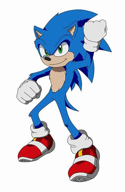 Sonic Movie Deviantart Hedgehog Drawing Quotes Furry