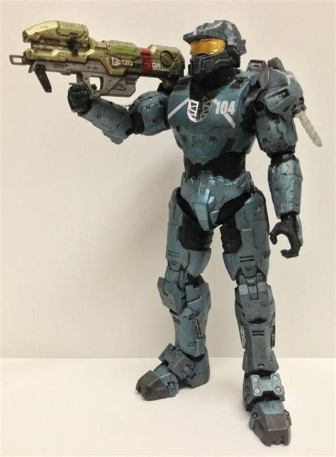 Mcfarlane Halo Legends The Package 3 Pack Review Halo
