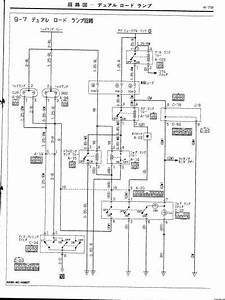 Jdm 89 10 Foglight Wiring Diagram  Scans Inside