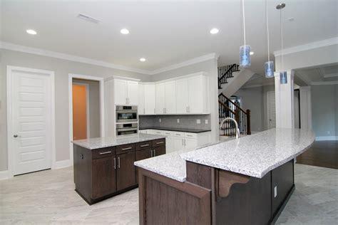 kitchen island with raised bar serengeti stanton homes 8261