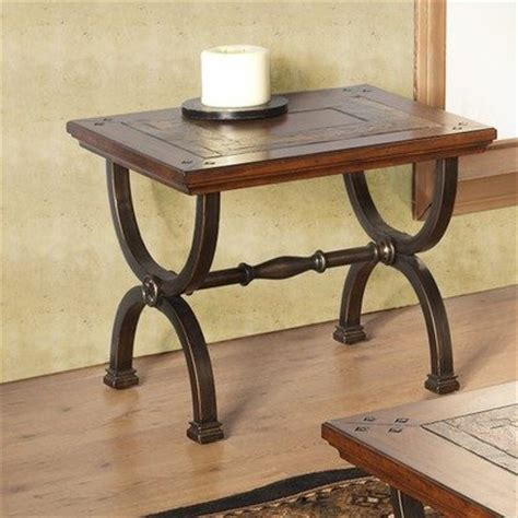 tile top coffee table milford end table with