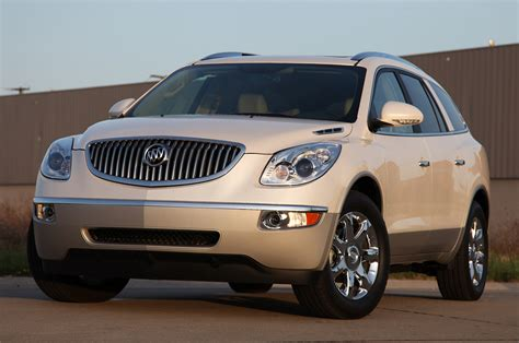 2011 Buick Enclave Colors by 2011 Buick Enclave Information And Photos Momentcar