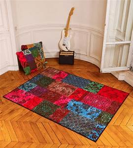 Les tapis tapis pas cher lavable en machine isparta for Tapis salon lavable machine
