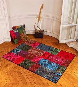 les tapis tapis pas cher lavable en machine isparta With tapis personnalisé pas cher
