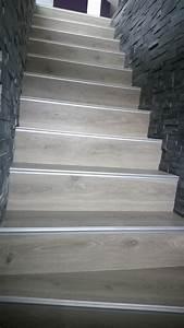 Recouvrir Marche Escalier : maytop tiptop habitat habillage d escalier r novation ~ Premium-room.com Idées de Décoration