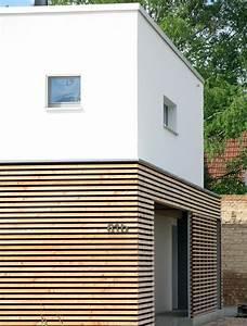 Haus Mit Holzverkleidung : holzfassaden lassen sich offen und geschlossen bestens mit ~ Articles-book.com Haus und Dekorationen