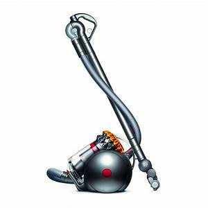 shop dyson big ball multi floor bagless canister vacuum at With dyson big ball parquet