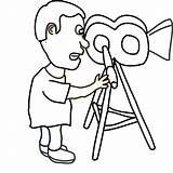 Kamera Camera Outline Kartun Cameraman Pegang Orang Clip Cinematography Tell Films Vector Clipart Clker Jota Censorship Marketing Law Radio Graphic sketch template