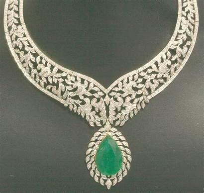 Necklace Jewellery Designs Designing Jewelry Diamond Necklaces