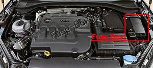 Fuse Box Diagram  U0026gt  Skoda Superb  B8  3v  2015