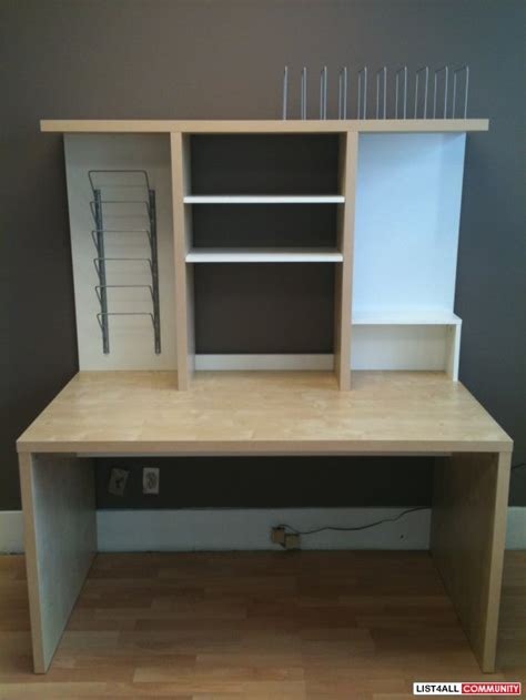 bureau mikael ikea ikea desk shelf unit images