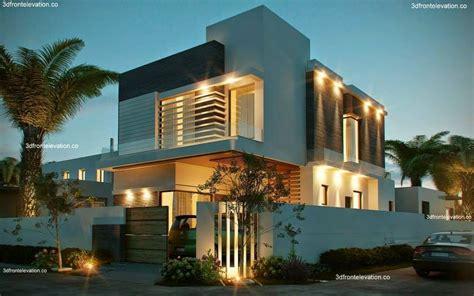 10 Marla Corner House Plan 3d Front Elevation