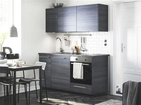 Kleine Küchen Ikea kleine k 252 chen planen gestalten