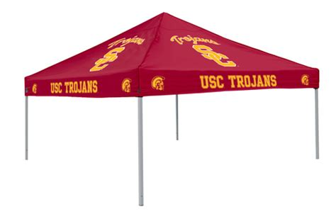 southern california usc trojans tailgate tent canopy colored