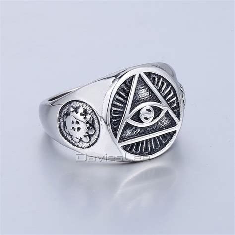 Illuminati Ring Buy Wholesale Illuminati Ring From China Illuminati