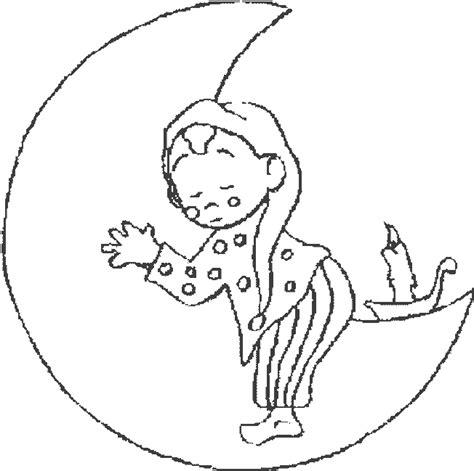image gallery lune dessin