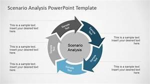 Access Templates 2007 Scenario Analysis Powerpoint Template Slidemodel