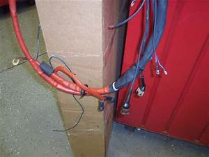 Progress On Replacement Engine Wiring Harness