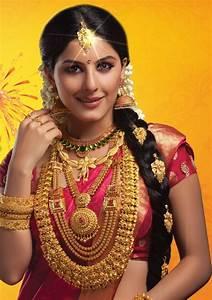 Isha talwar showing kerala traditional jewels | gold ...