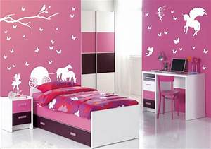 Diy bedroom wall decorating ideas bedroom ideas pictures for Teenage girl bedroom wall designs