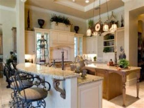 traditional home decor tuscan french country kitchen