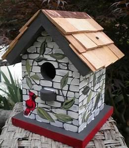 Fensterdeko Hängend Selber Machen : vogel futterhaus bauen sch ne vorschl ge 2 teil ~ Markanthonyermac.com Haus und Dekorationen