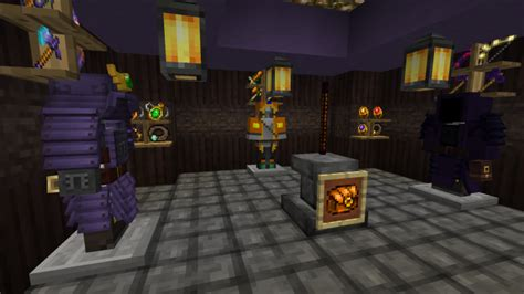 Thaumcraft 4 Base Minecraft Project