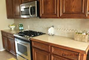 how to make a backsplash in your kitchen kitchen backsplash ideas decorchick