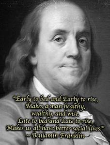 Funny Benjamin Franklin Quotes. QuotesGram