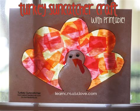 thanksgiving crafts for toddlers preschool crafts for thanksgiving turkey suncatcher 5563