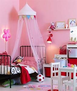 Himmelbett Vorhang Kinderzimmer Stroyreestr