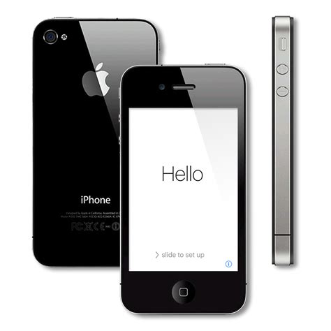 apple iphone 4s 16gb smartphone verizon no contract ebay