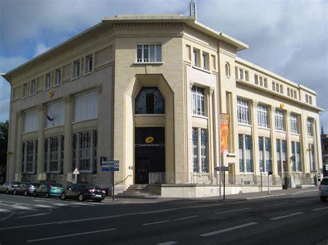 le bureau de poste hôtel des postes de caen wikipédia