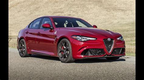 Alfa Romeo 4 Door by Review 2017 Alfa Romeo Giulia Is An Affordable Four Door