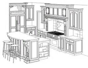 kitchen design plans ideas exles of layouts of commercial kitchen afreakatheart
