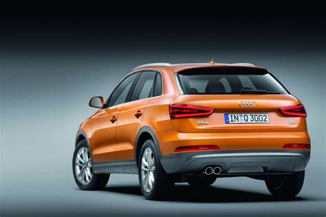 New Audi Q3 Suv Officially Revealed Highres Gallery With