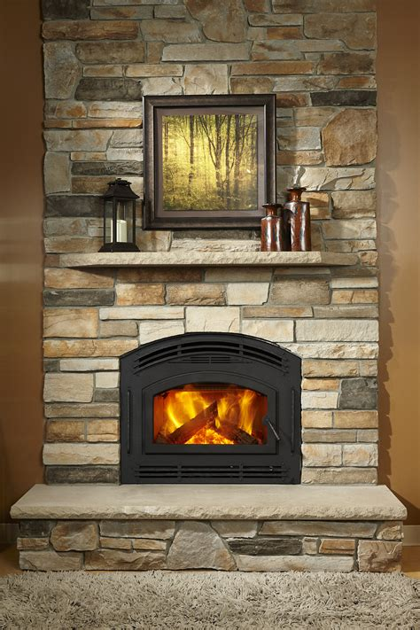 Factory Built Wood Fireplaces